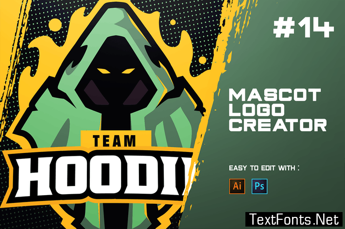 HOODIE - E-Sports Logo Creator