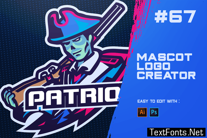 PATRIOT - ESports Logo Creator