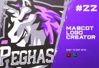 PEGASUS - E-Sports Logo Creator