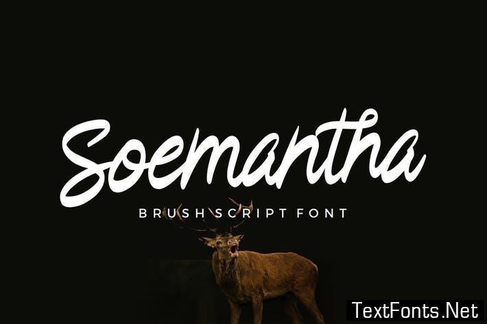 Soemantha Font