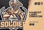 SOLDIER - E-Sports Logo Creator