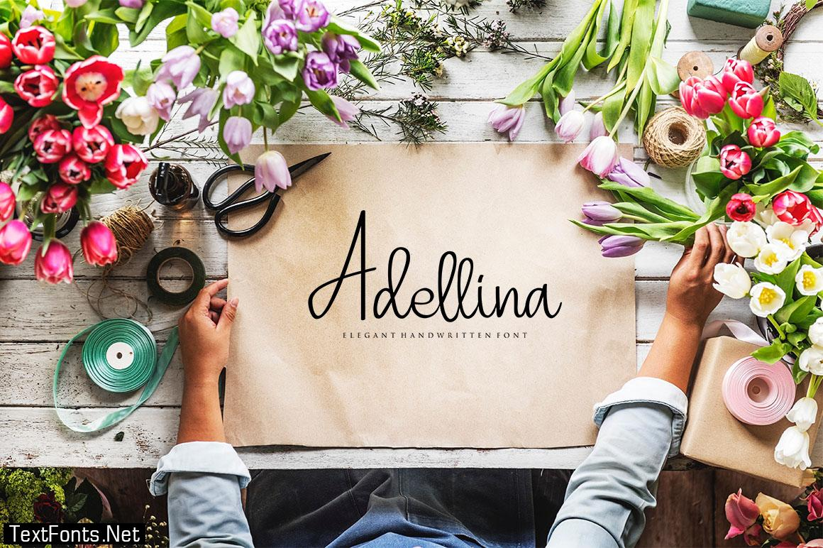 Adellina Font