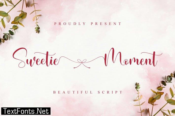 Sweetie Moment - Beautiful Script