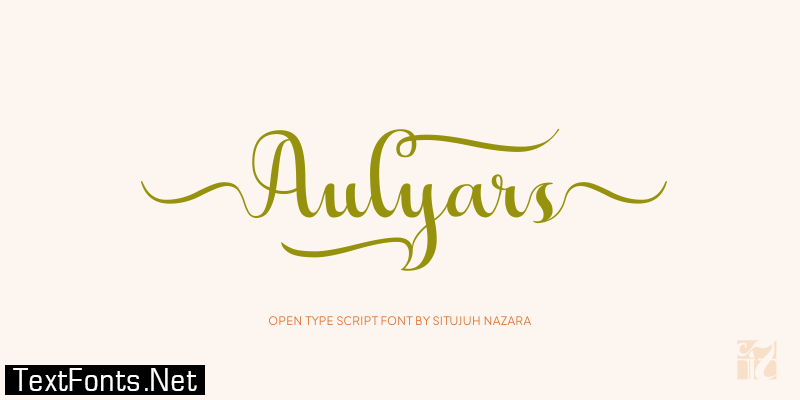 Aulyars Font