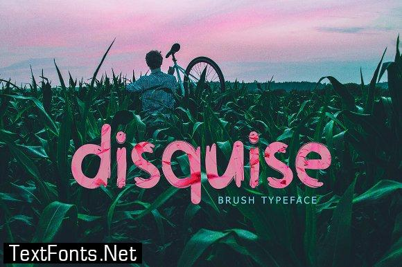 Disquise Font