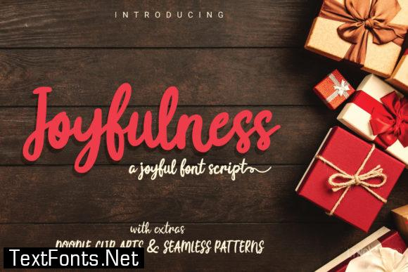 Joyfulness Script Font