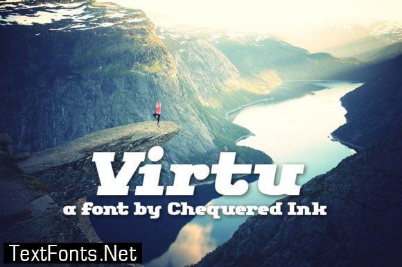 Virtu Font