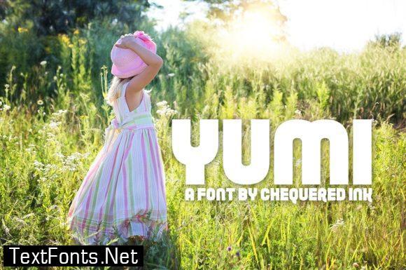 Yumi Font