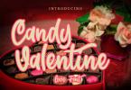 Candy Valentine Font