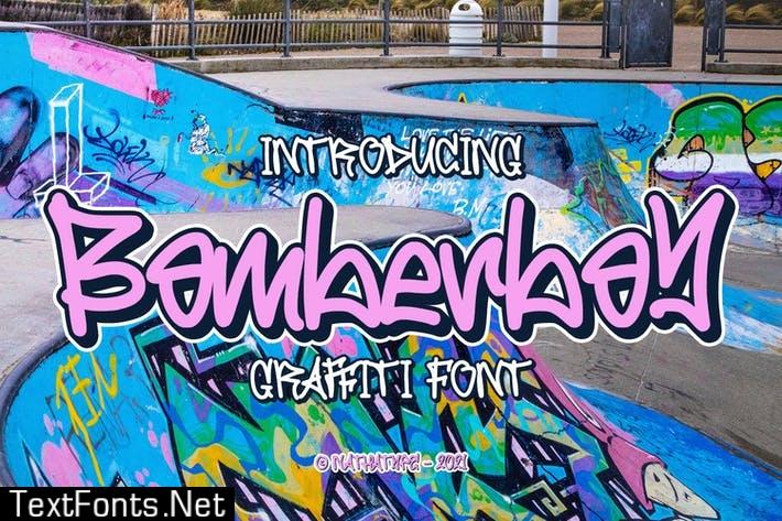Bomberboy Font
