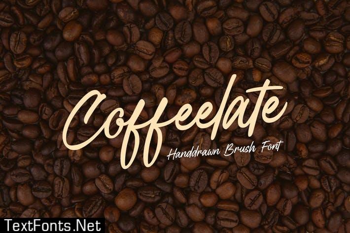 Coffeelate Font