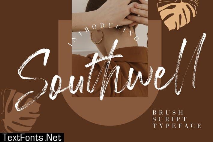 Southwell Brush Script