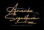 Amerika Signature
