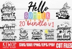 Summer Love Home Crafts Bundle Vol 1