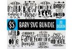 Baby SVG Bundle