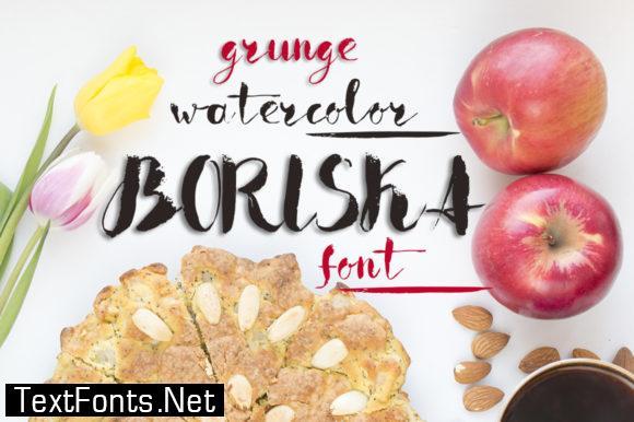 Boriska Font