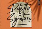 Delistha Signature Signature Script LS