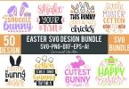 Easter SVG Design Bundle