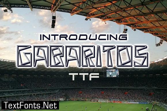 Gabaritos  Font