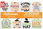 Halloween SVG Bundles