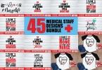Medical Staff Designs Bundle