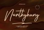 Northyhuny Signature Script