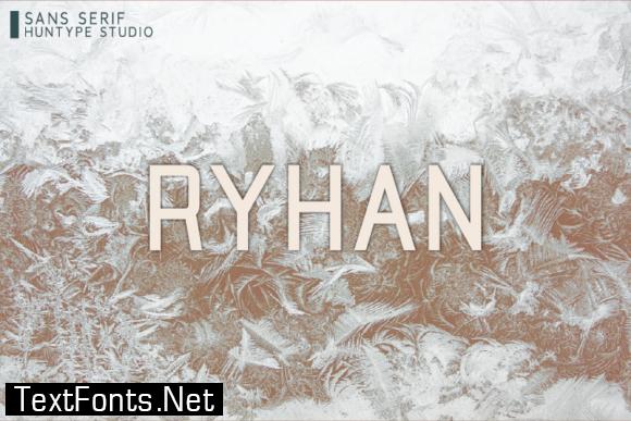 Ryhan Font