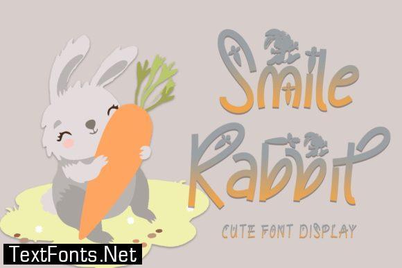 Smile Rabbit Font