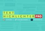 Sparkle Text Efect PSD