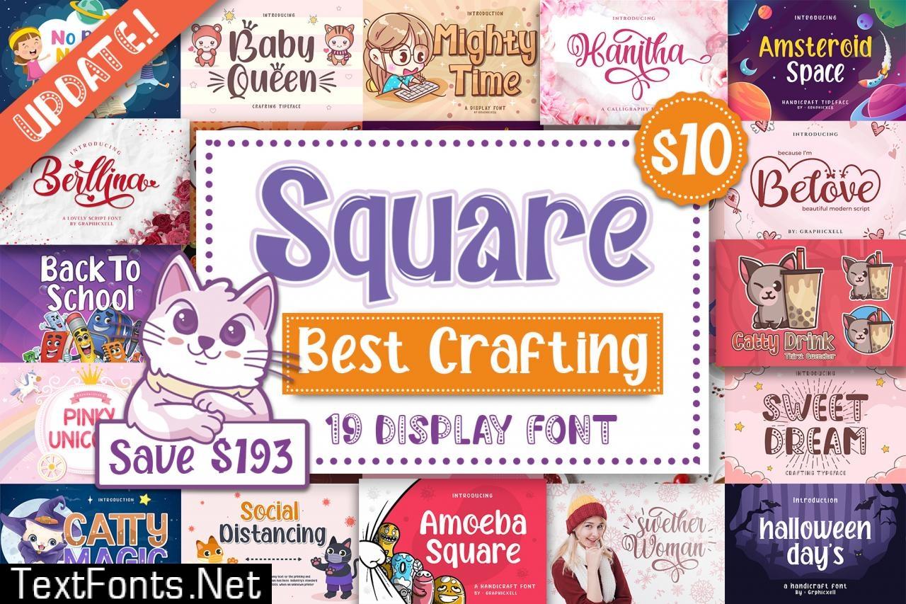 Square Bundle