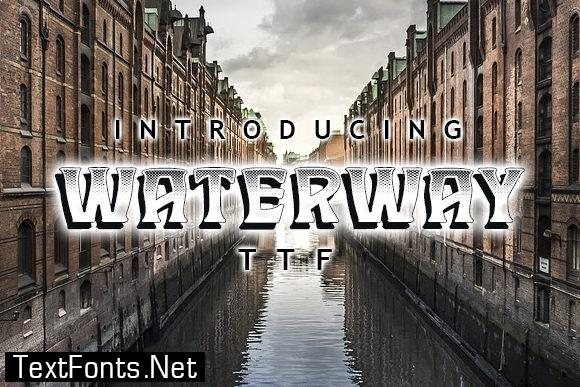 Waterway Font