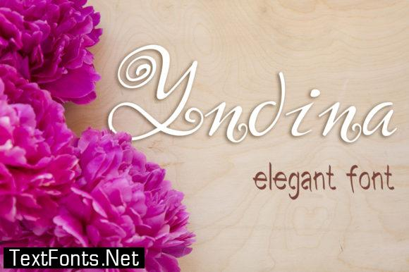 Yndina Font