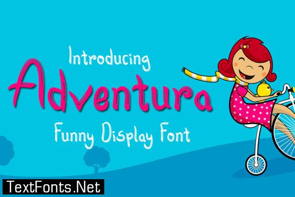 Adventura Font
