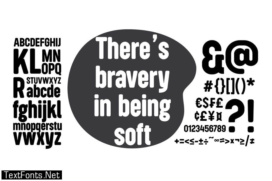 Bestorika - Beautiful - Modern Serif
