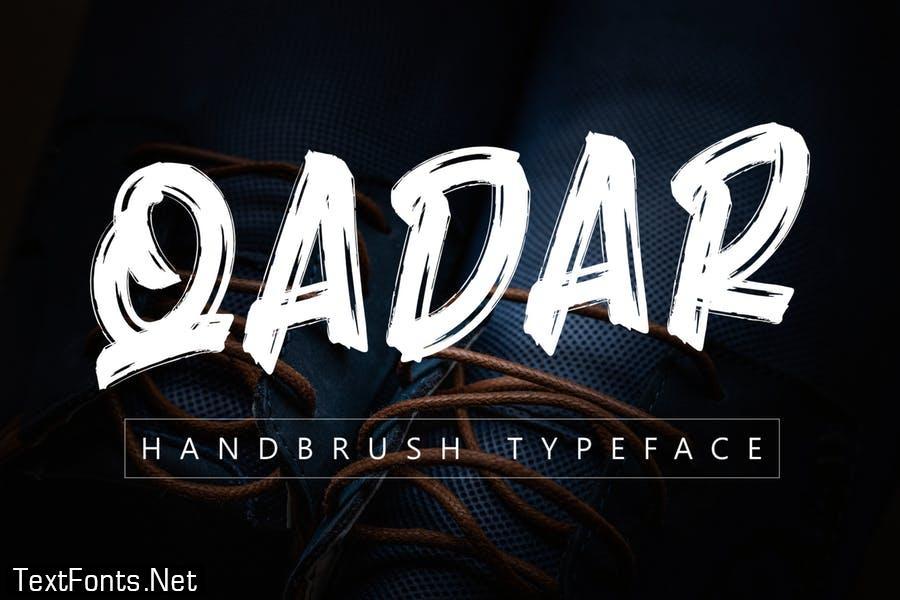 DS Qadar - Handbrush
