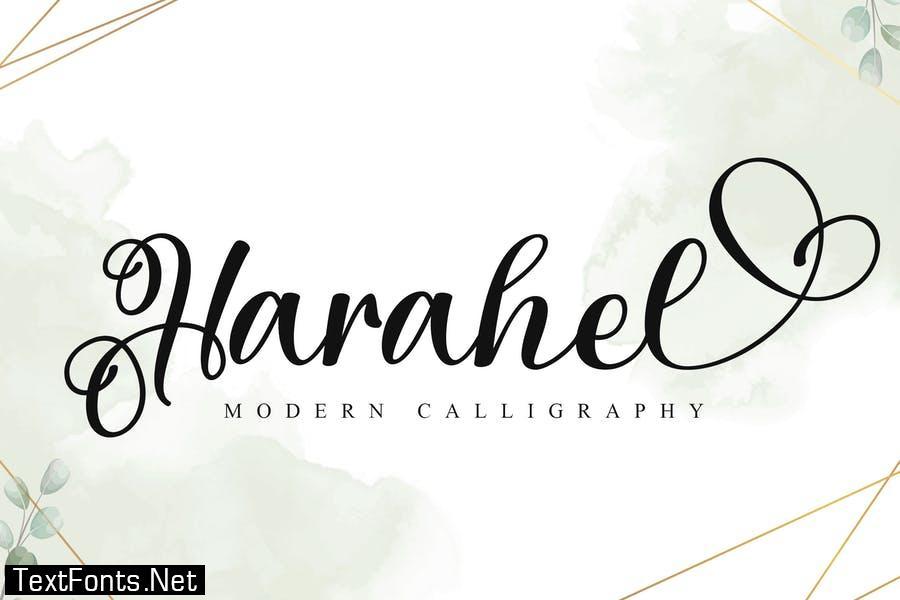 Harahel Font