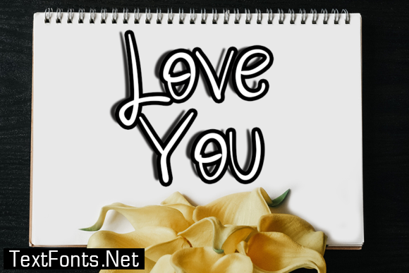 Magic Valentine Font