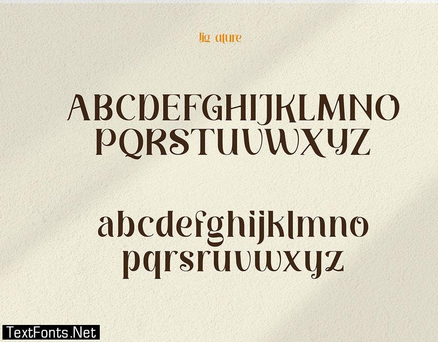 Mefista Font Font