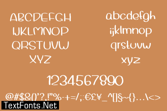 PlaygroundNW Font