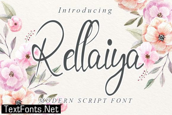 Rellaiya Font