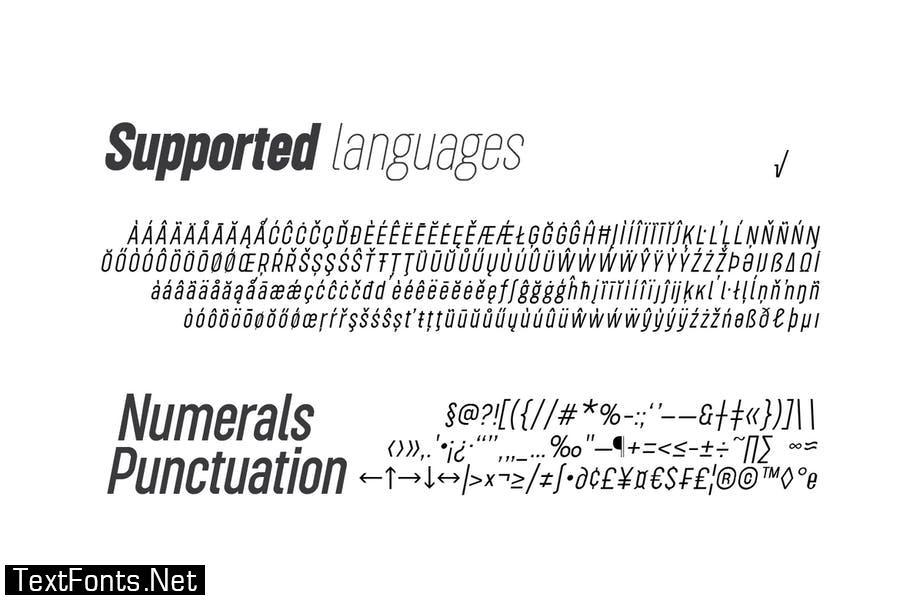 Rounkey Font