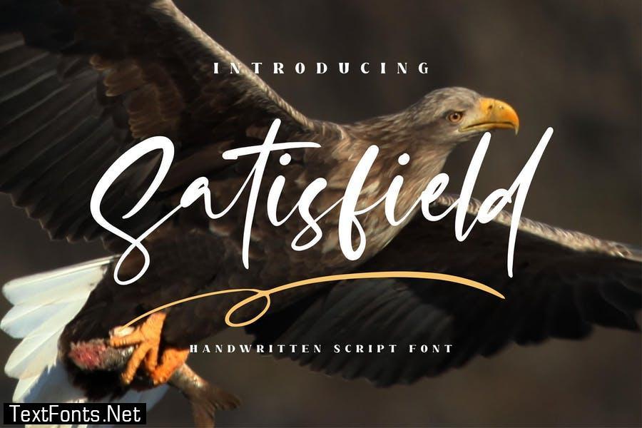 Satisfield Script LS