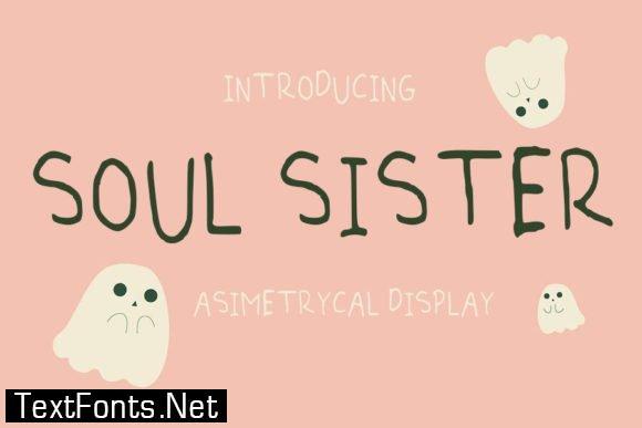 Soul Sister Font