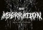 Aberration Font