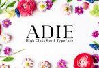 Adie Font
