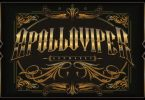 Alifapolloviper Font