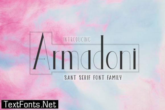 Armadoni Font