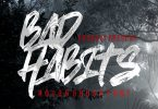 Bad Habits - Rough Brush Font