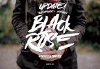 Black Rose  Font