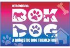 Bok Dog Font